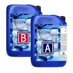 Resina Transparente de Resin Pro