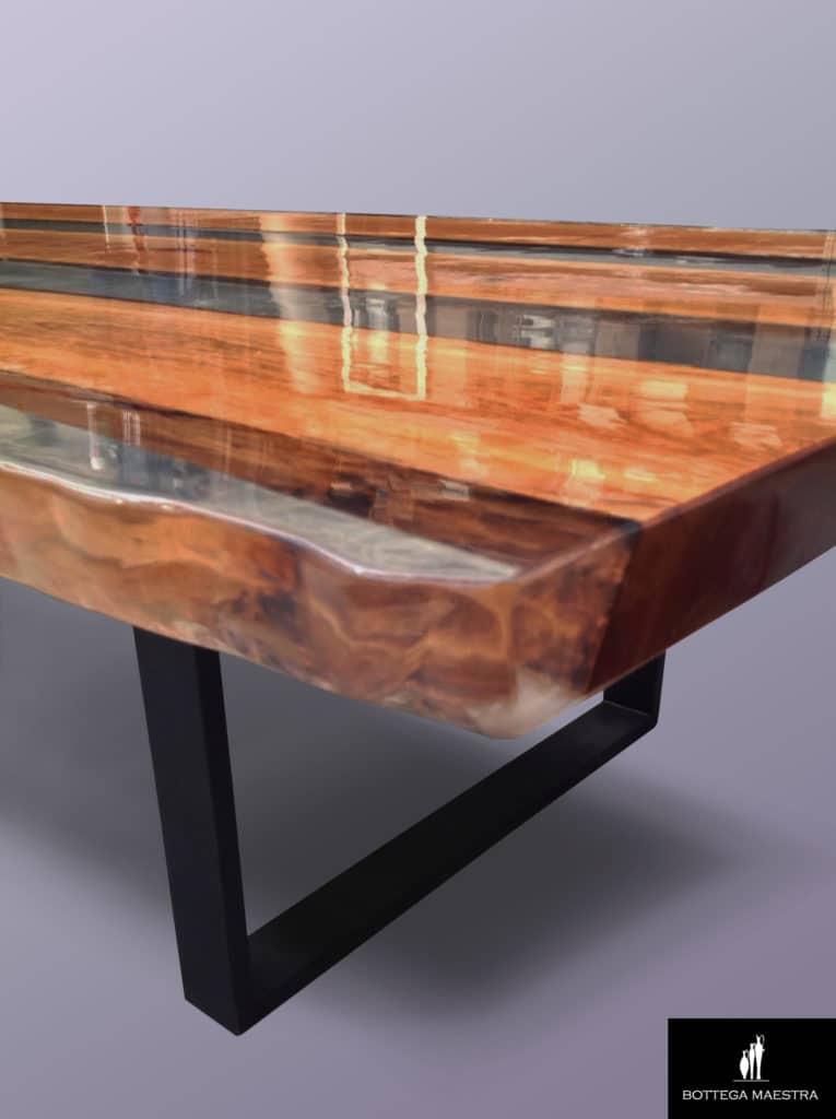 grandi Tavoli in resina