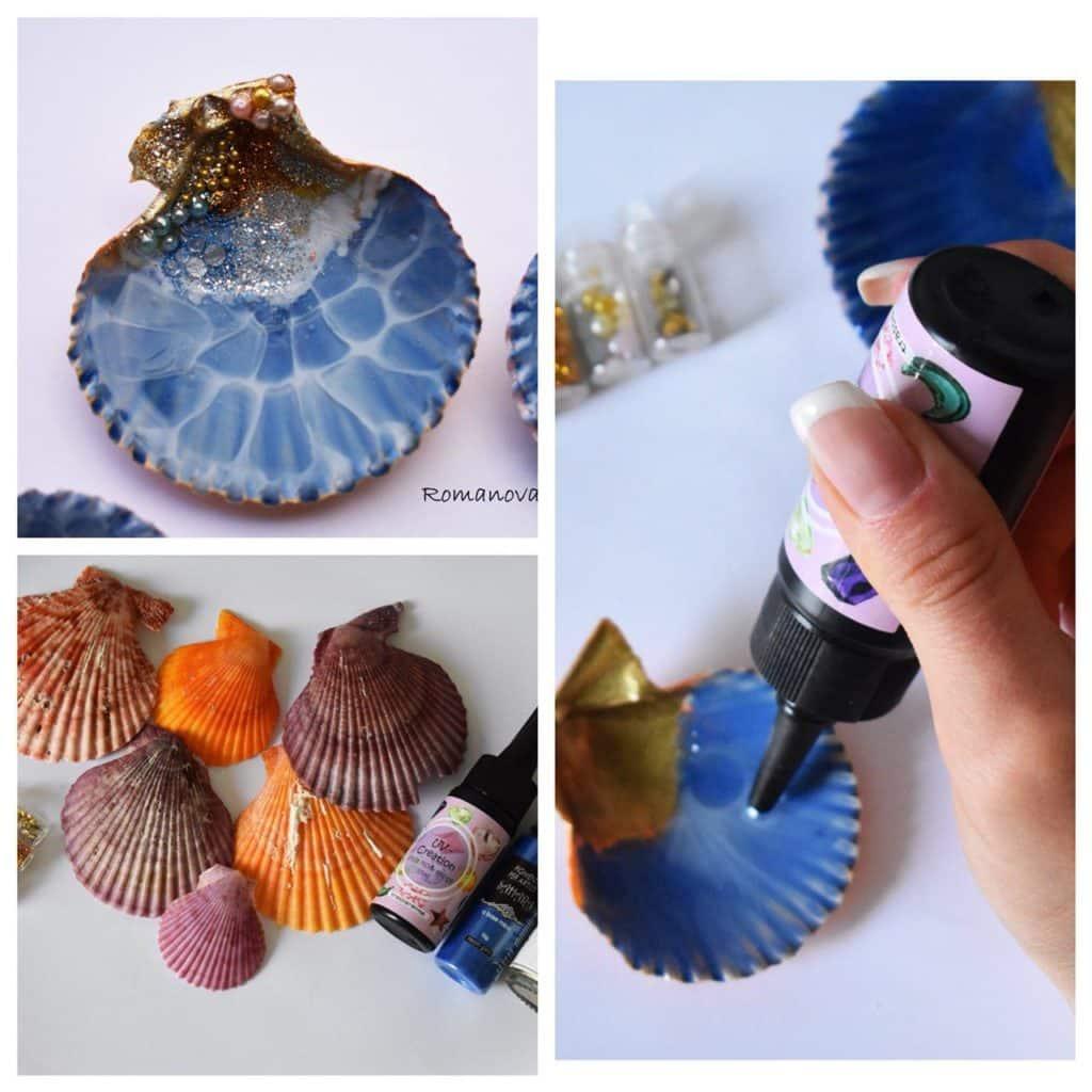 Todo lo que puedes hacer con nuestras resinas UV o Epoxica transparente