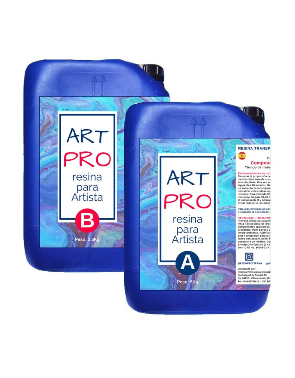Resina Art Pro de Resin Pro