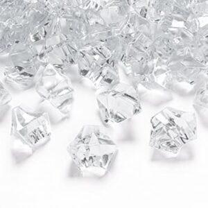 Cristales decorativos transparentes para bricolaje Resin Pro
