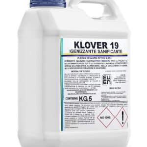 Desinfectante a base de cloro activo