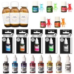 Colorantes líquidos